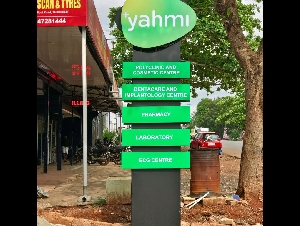 YAHMI POLYCLINIC AND DENTACARE