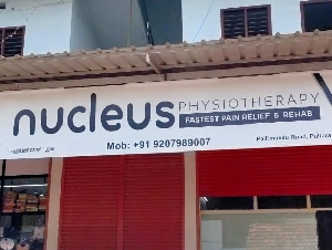 NUCLEUS PHYSIOTHERAPY fastest pain relief & rehab